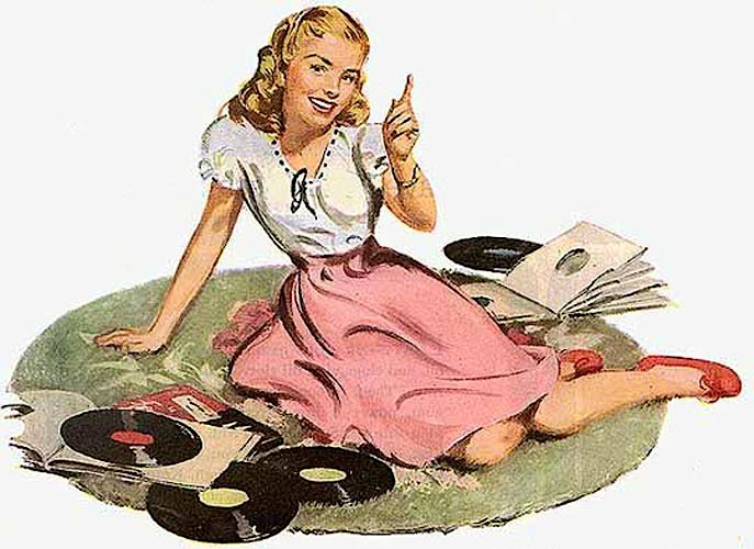 Do Mormon leaders approve of fifties music?
