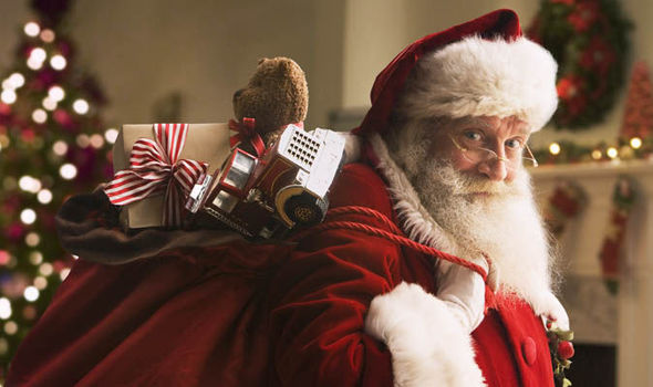 how did santa become a part of christmas - When Did Christmas Become A Holiday
