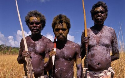 Were Australian Aborigines kept from the priesthood like blacks were?