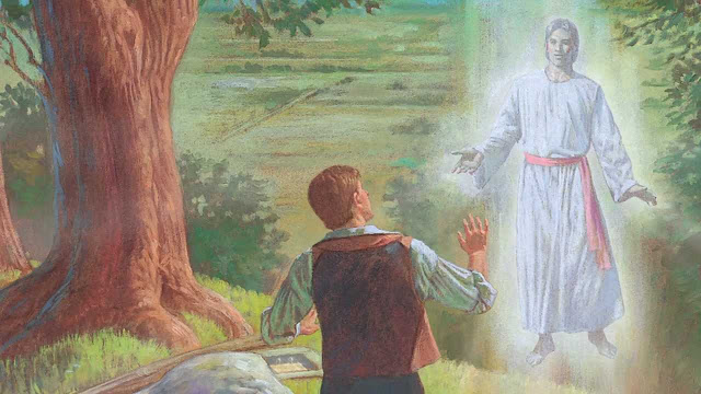 According to Exodus 33:20, how could Joseph Smith have seen God and Jesus?