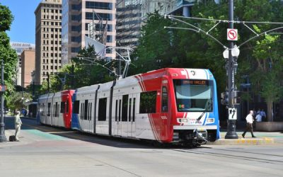 Was the Mormon Church's purchase of the Main Street Plaza and the use of public transportation hypocritical?