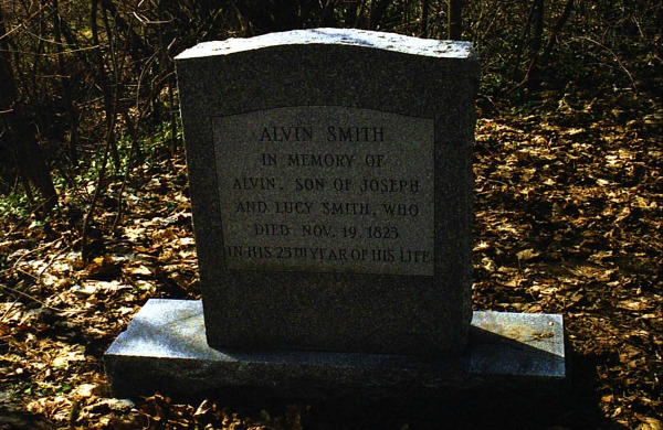 When did Alvin Smith die?