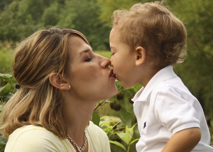 Can my unmarried daughter have her child sealed to her in the Mormon temple?