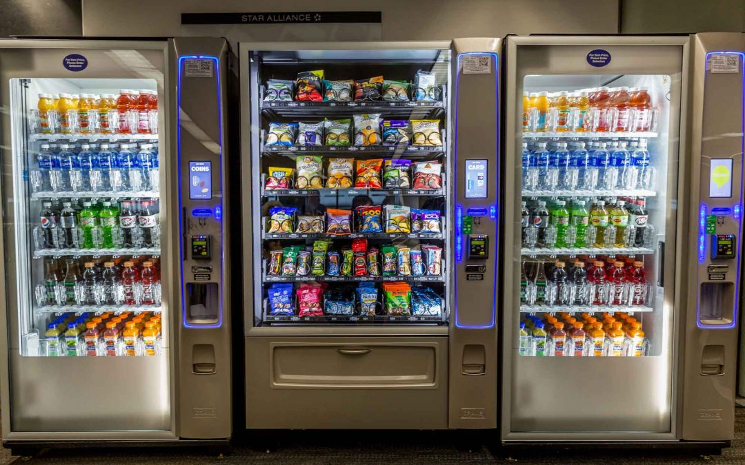 Is it breaking the Sabbath to purchase a drink from a vending machine?