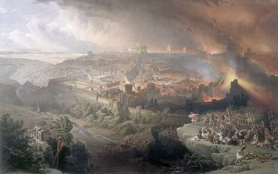 Why would the Lord destroy entire cities along with their women and children?
