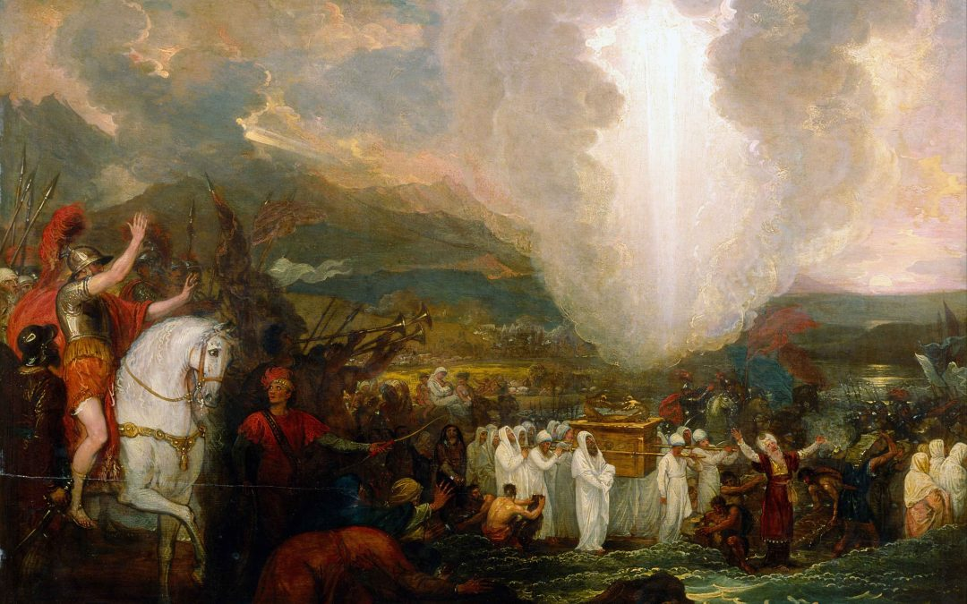 What role does the Ark of the Covenant play in the Mormon faith?
