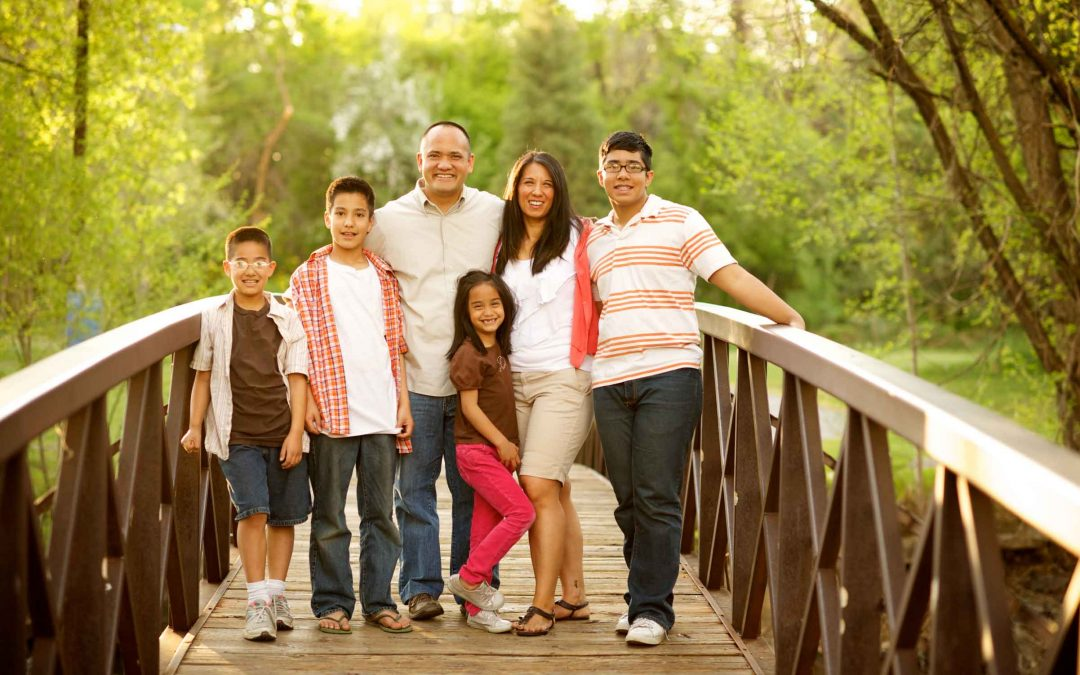 How can I help my family become active in the Mormon Church?