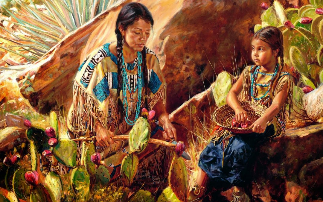 "How can Mormons say that the American Indians descend from the ""Lamanites"" when DNA evidence proves a different origin?"