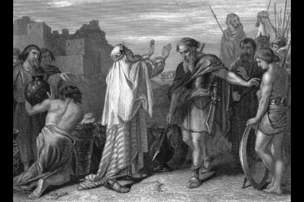 Was Shem the great high priest Melchizedek?