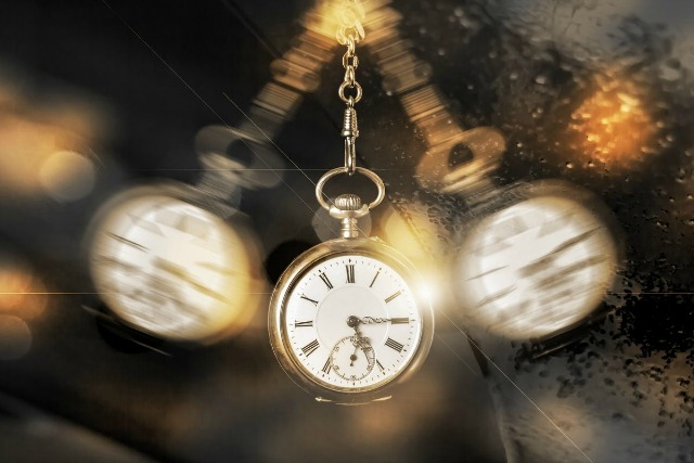 What can you tell me about God's reckoning of time?