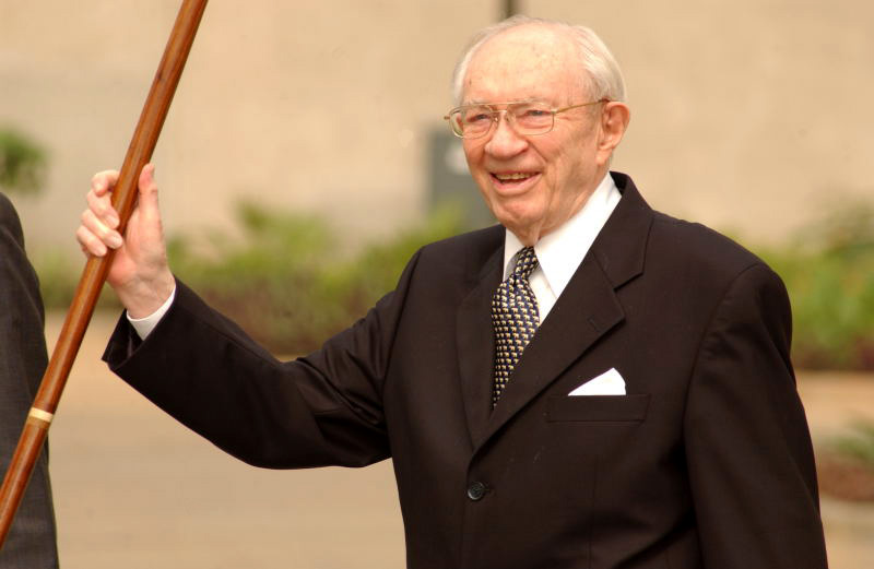 Are the words of Gordon B. Hinckley given the same weight and consideration as the words of prophets of the Old Testament?