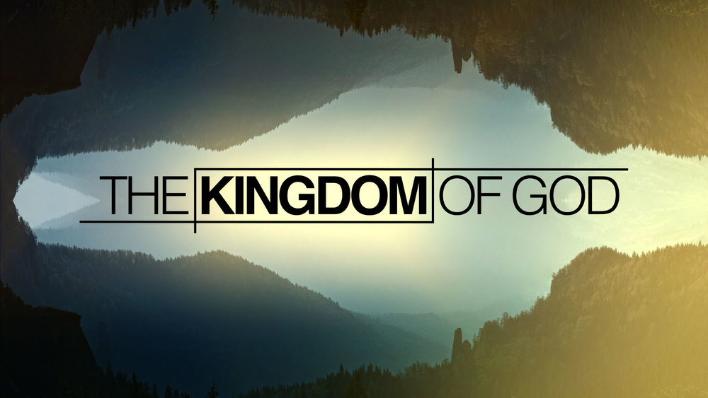 """Could you explain to me exactly what is the """"Kingdom of God""""?"""