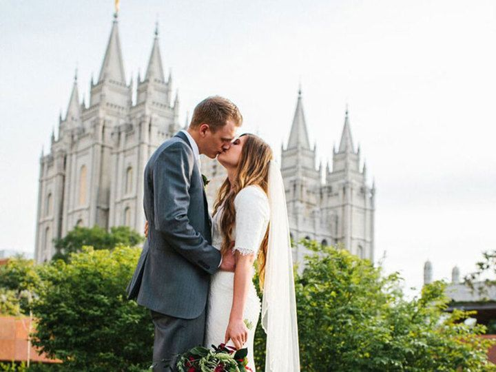 What are Mormon weddings and funerals like?