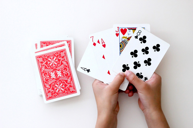 Is it OK to play card games with face cards?