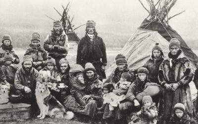 Could the Sami people of northern Norway be descended from one of the lost tribes of Israel?