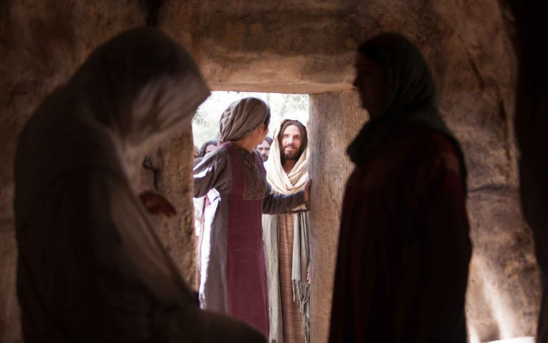 Since the Savior brought Lazarus back to life, wouldn't he be the first person resurrected?