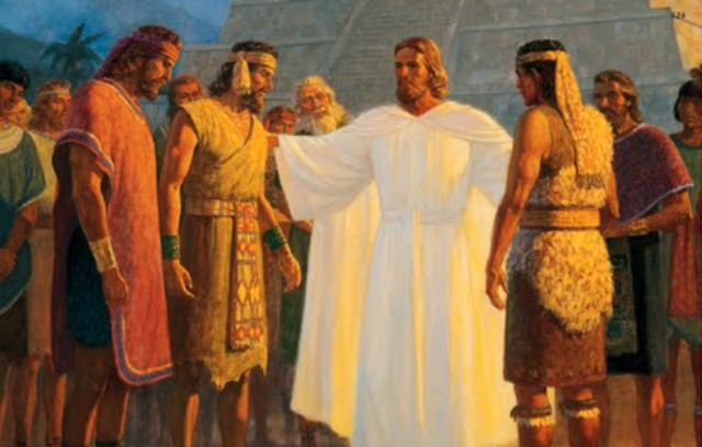 How did the Nephites know the name of Jesus Christ but it was not known among those of the Old Testament?