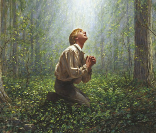 Why did Joseph Smith attempt to join the Methodist church in 1828?