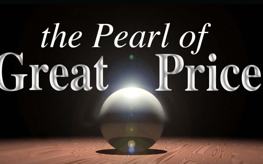 Misinformation about Pearl of Great Price