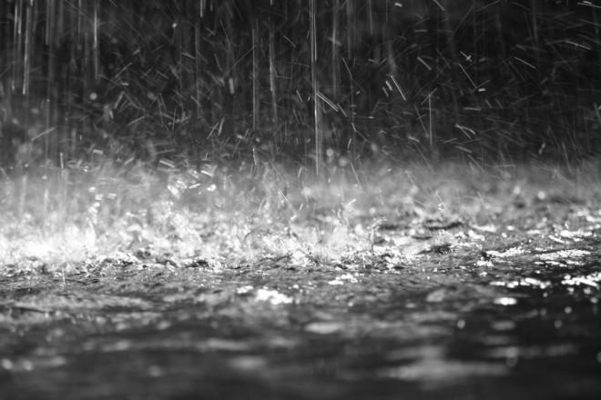 Is it true that it never rained before Noah?