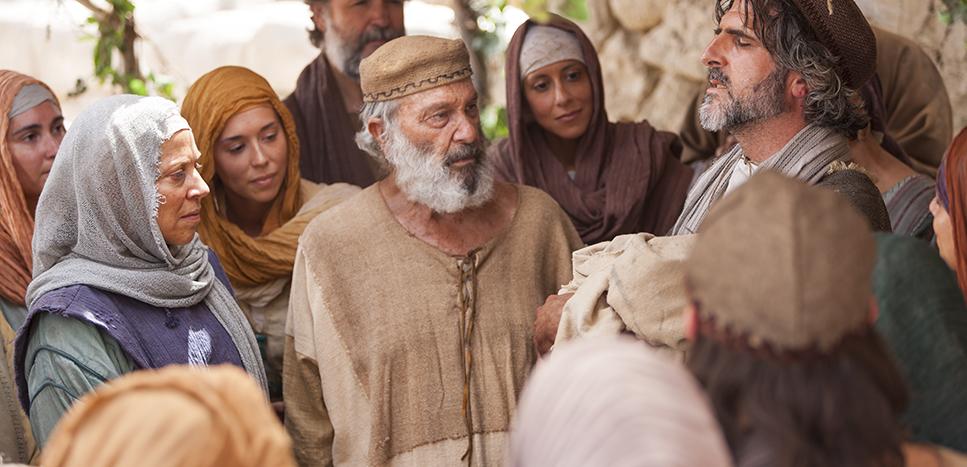 Zacharias, Father of John The Baptist