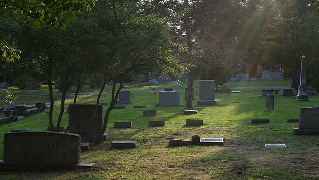 What is the Church' stand regarding burial?
