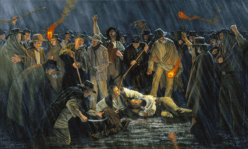If a prophecy didn't happen, wouldn't that make Joseph Smith a false prophet?