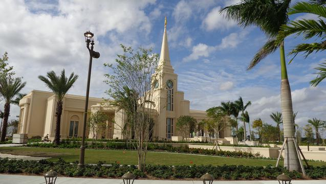 Ft Lauderdale Temple