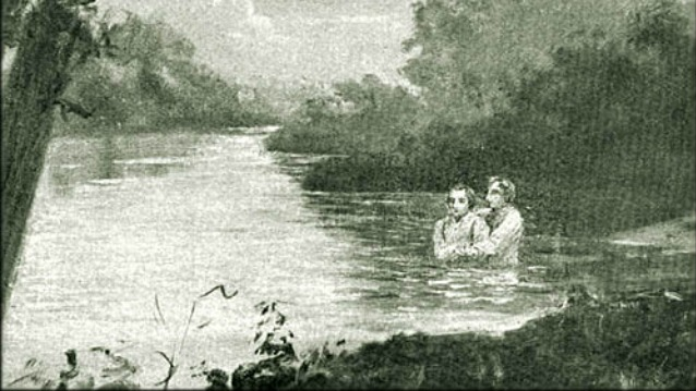 How were Joseph Smith and Oliver Cowdery able to baptize each other before being ordained?