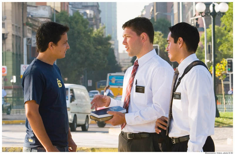 Can I become a missionary after I convert to the Mormon Church?