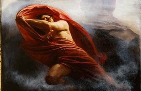Can Satan be in the presence of God?