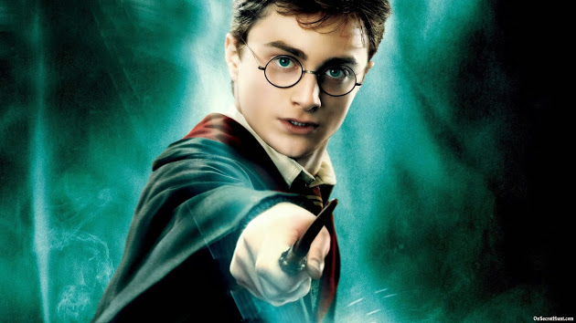What is the Church's stance on Harry Potter?