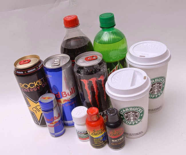 What is the general council's word on decaffeinated coffee, decaffeinated Coke and Pepsi?