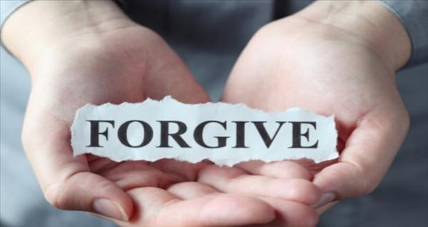 How do you become a forgiving person even when there is pain?