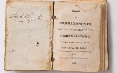 Second Book of  Commandments