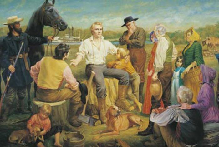 Joseph Smith and liquor