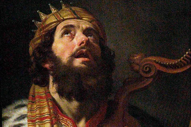 Why did David remain so loyal to Saul and honor him even though David had been anointed to be the new king?