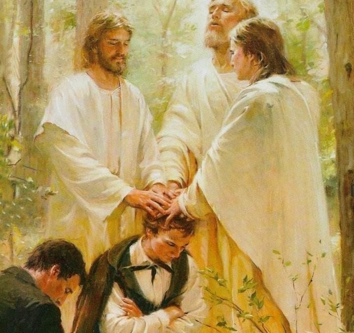 How could John appear with Peter and James to Joseph Smith?