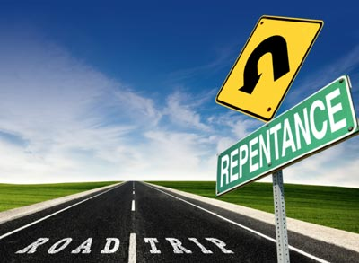 How does one go about repentance?