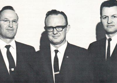 Leo E. Bendixen, H. Clay Gorton, J. Boyd Eskridge