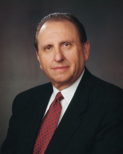 Thomas S. Monson Mormon Prophet
