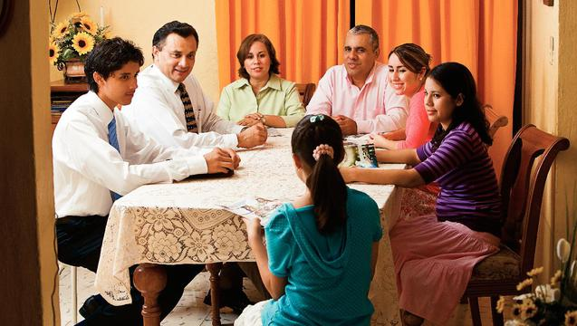 What are visiting teachers and home teachers in the Mormon Church REALLY for?