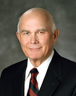 Mormon Apostle Dallin H. Oaks