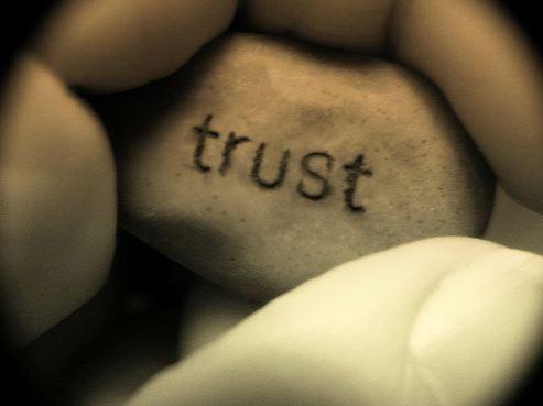 trust mormon quote