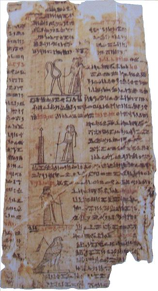 What is the final dispensation of the original papyrus that the Book of Abraham was translated from?