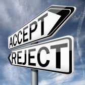 accept or reject signs
