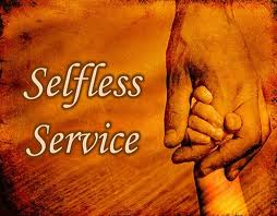 selfless service mormon quote