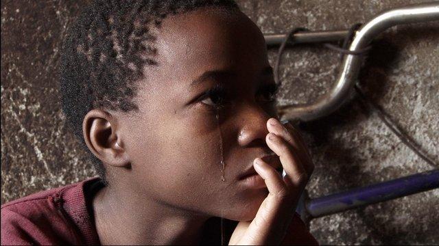 Children Suffering