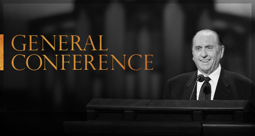 Why is the April General Conference called annual instead of semi-annual?