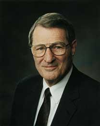 Mormon Apostle Elder Neal A. Maxwell